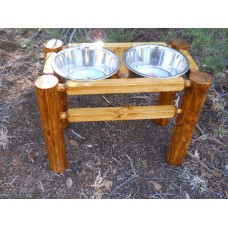 3 Quart Double Extended Pet Feeders